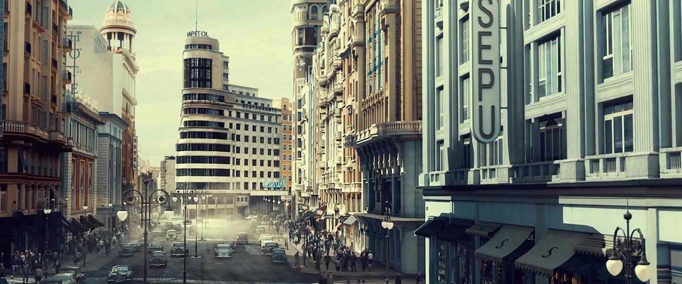 Featured film background